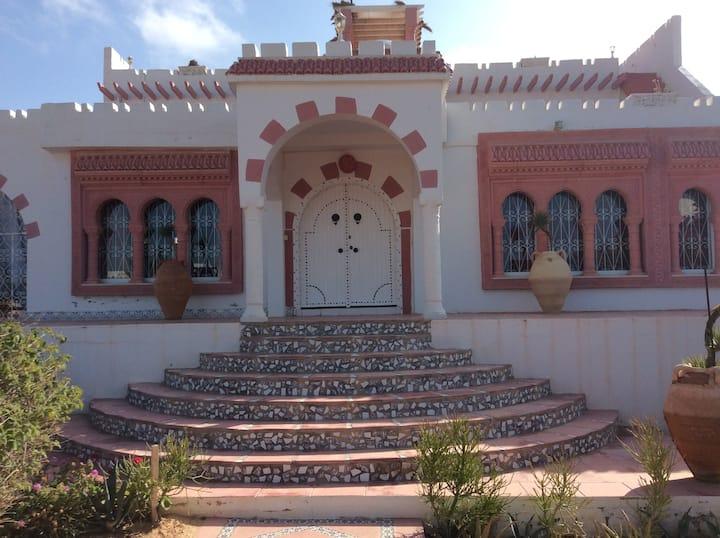superbe propriété style arabo andalou