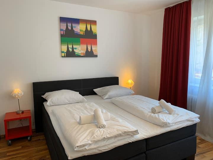 4 Zimmer Wohnung in der Altstadt am Dom/HBF
