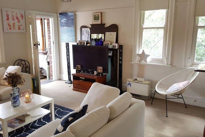 Glebe Room 20 minutes walk from CBD and Newtown - Glebe - Lägenhet