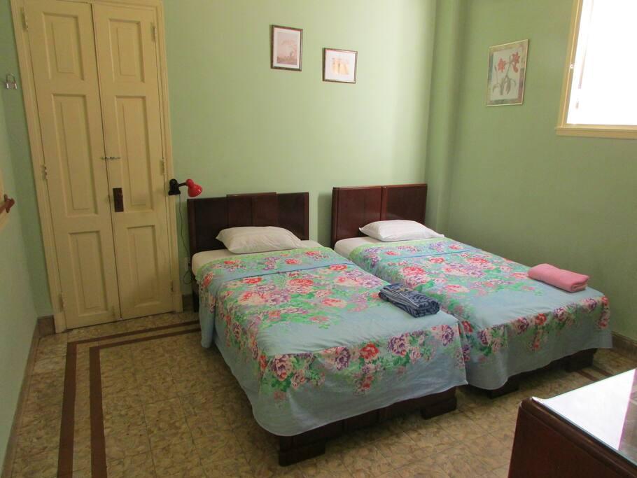 Habitación 2 para 2 personas