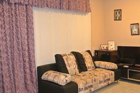 Уютная студия в двух этажном доме - Mineralnye Vody - Lägenhet