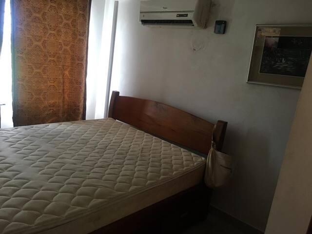 Habitacion principal con cama size KING