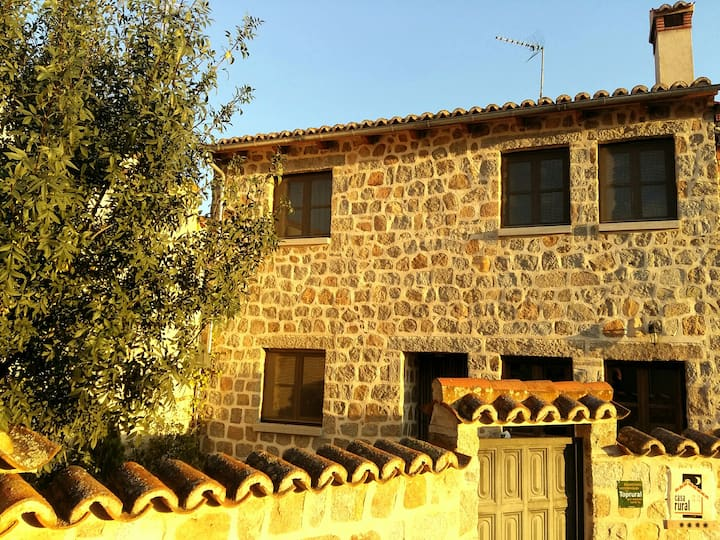 House in World heritage city: Avila