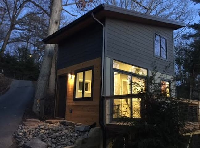 Brand New Tiny House - Asheville