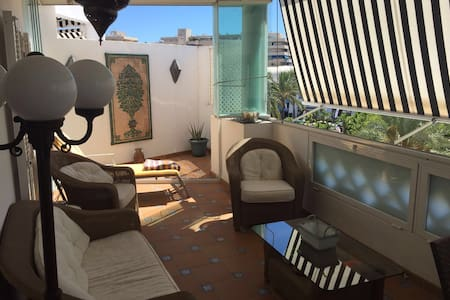 Apartment by the sea - Marbella - Lakás