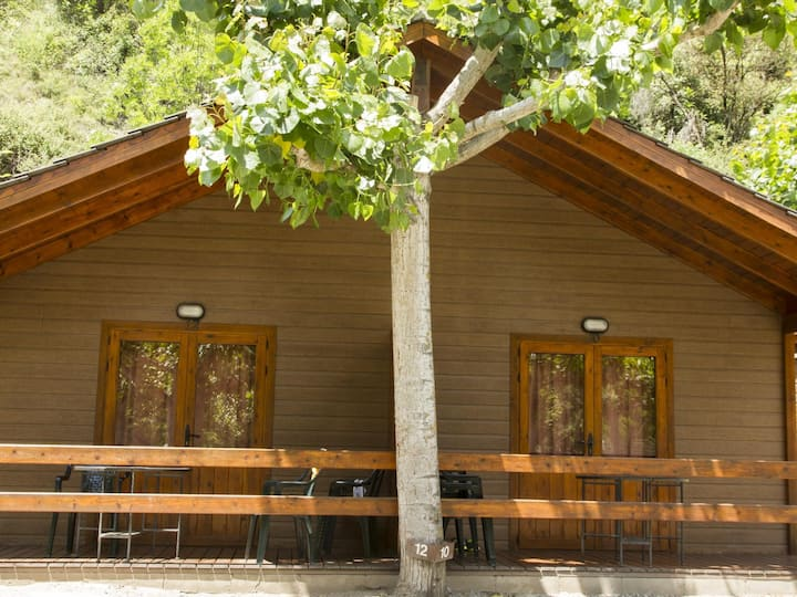 L'Orri del Pallars bungalows