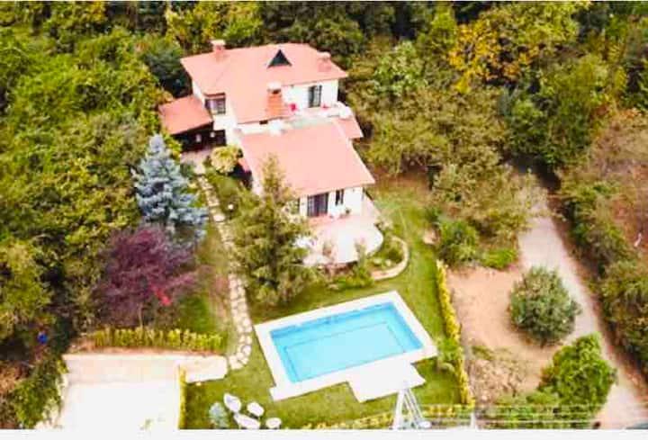 Sapanca'da Saklı Cennet ( Villa Grande Albero)