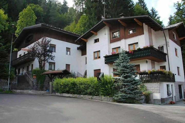 Casa vacanza nelle Dolomiti app.3