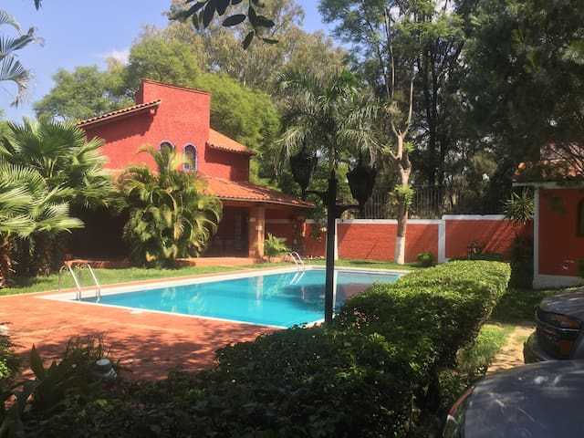 Magnificent Bungalows with pool 7