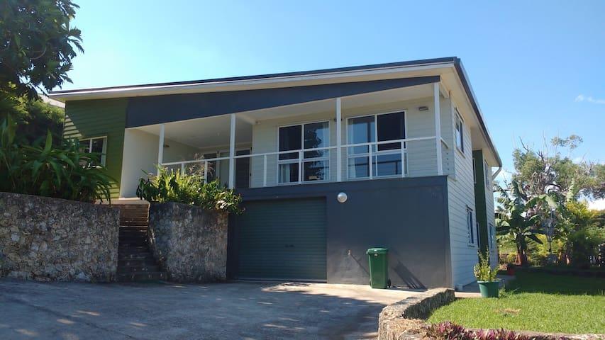 Peacock Estate unit, Malapoa, Port Vila.