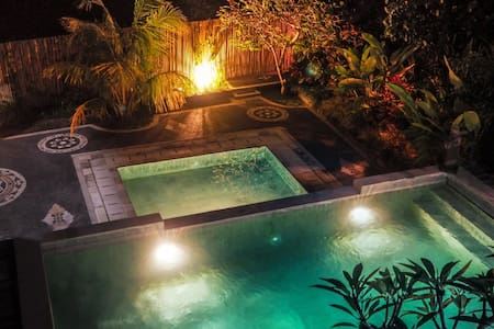 Canggu Beach Hostel - Private Room - 孟格威 - 宾馆