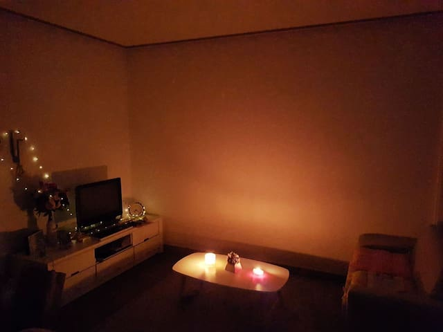 Cozy 1.5 room in Seoul with many attractions