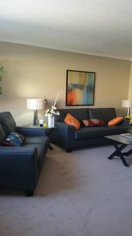 East end modern 2 bedroom suite!