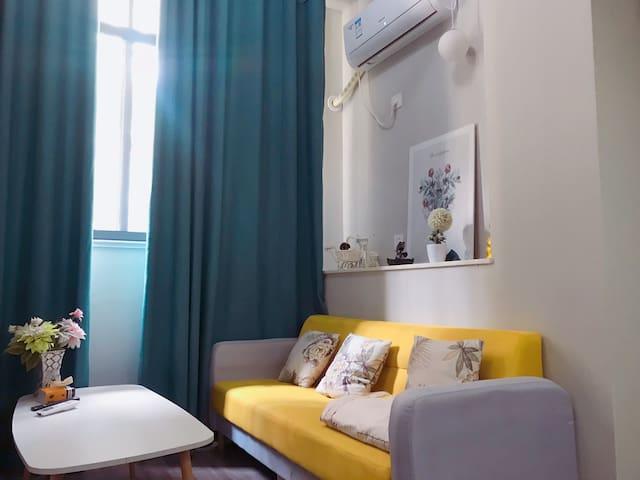 [Sloths Home]近冒险岛/简约风 loft公寓/金汇/宝马会/处州府城/防洪堤/万地11