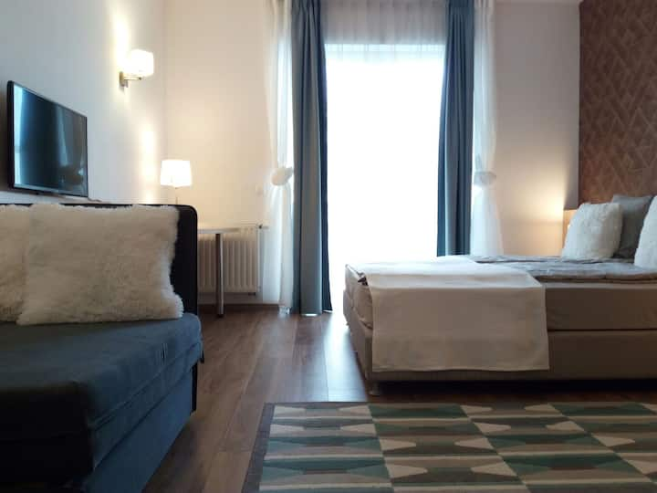 Füred Central Apartman & SPA