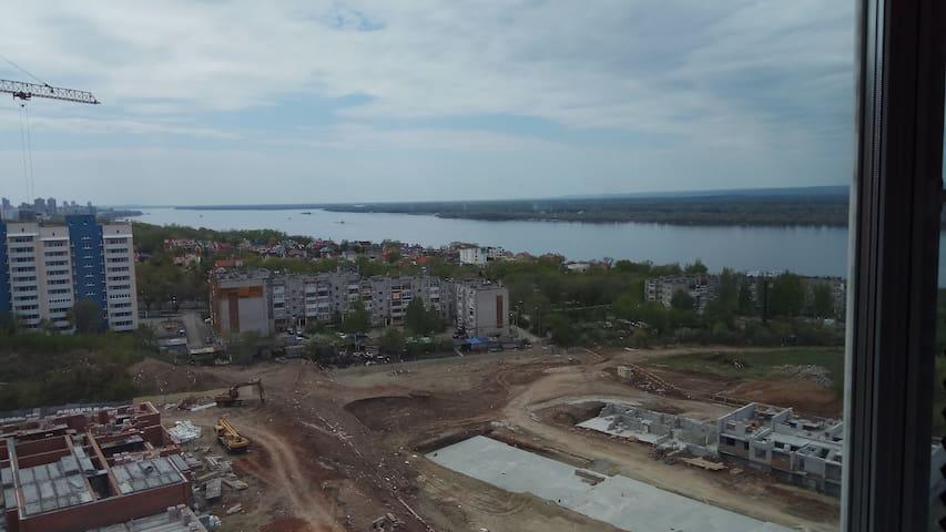 Appartment near Samara Arena Stadium ( Mundial )