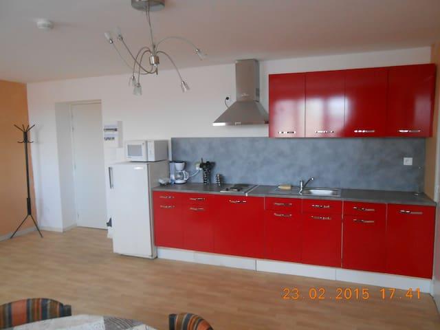 appartement T2 de 40m2