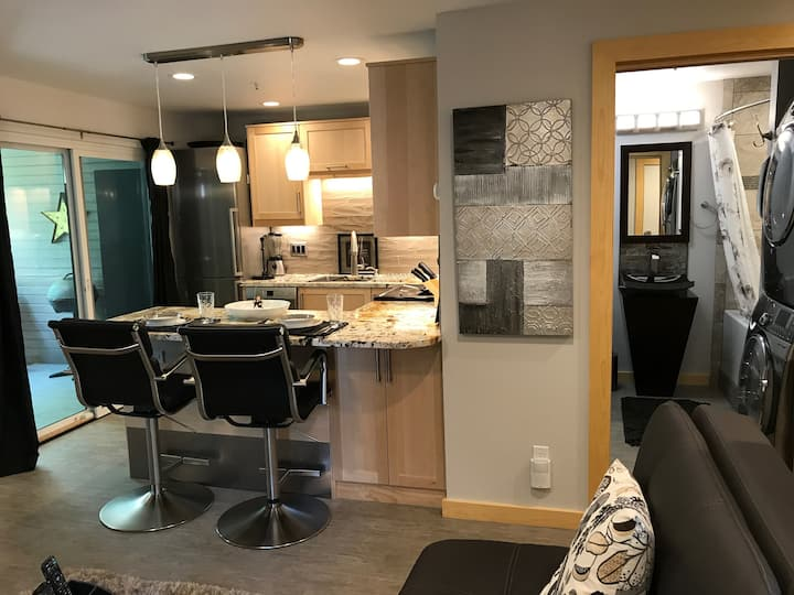 STUNNING Downtown PEARL St. SUITE Retreat!