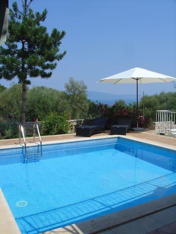 Villa Toni in Natura, App. 3 GARTEN - Drenje - Byt