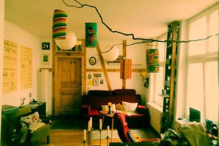 Charmante Wohnung in der Altstadt - Stralsund - Condominium