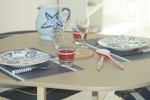 A table Matelot !
