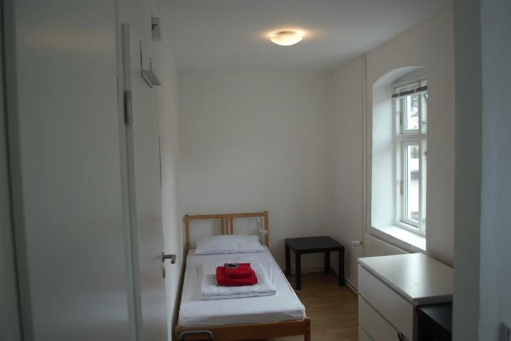 Mini Apartment in der Flensburger Innenstadt