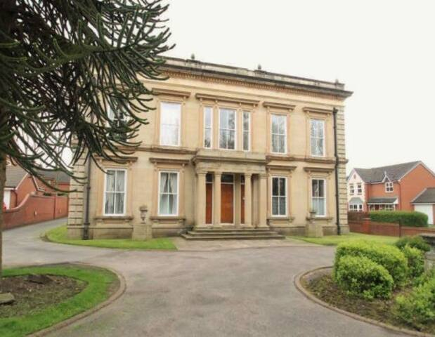 Beautiful Grade 2 listed apartment - Bury - Apartment