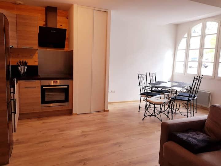 Appartement 7 personnes vallée de Campan