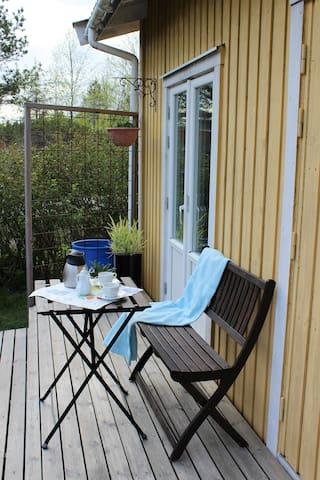 NYTT! NEW! Trädgårdshus - Garden house.
