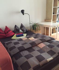 Gemütliche 1-Zimmer-Wohnung mit Ostbalkon - Daire