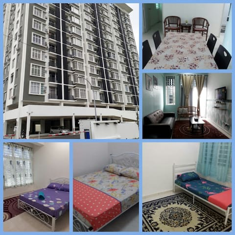 Ceria Homestay located in maintown area