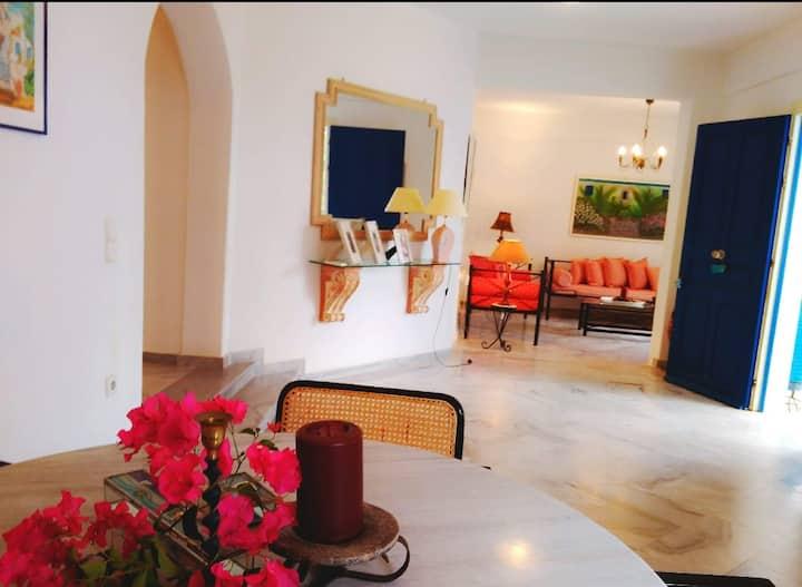 Villa Kavalli Paros