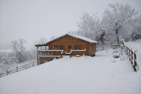 Potomac Overlook Log Cabin - Upper Tract