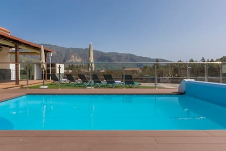 Cottage with shared pool San Bartolomé GC0266