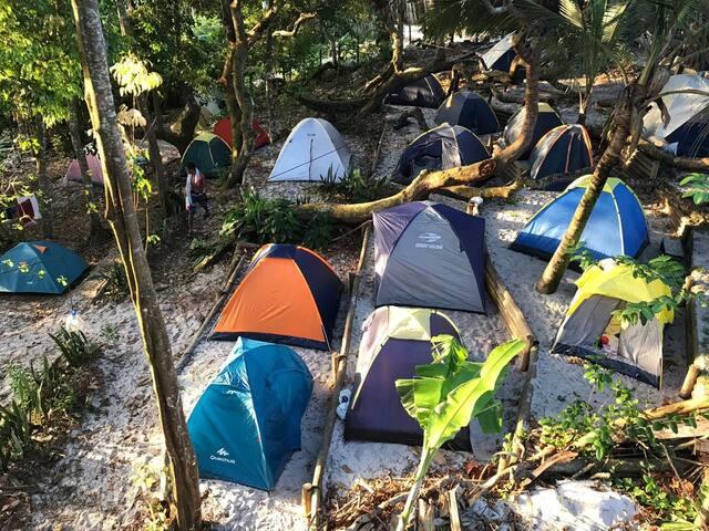 Camping Cacimba