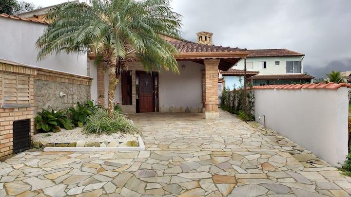 Casa aconchegante Boraceia Bertioga