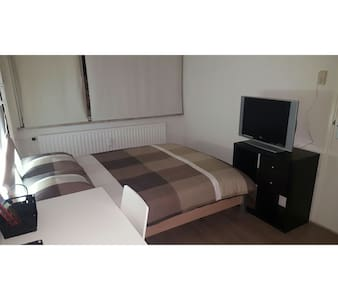 Premium 2 persons private bedroom - Amsterdam