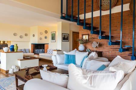 Villa Chris in Costa Smeralda - San Pantaleo - Huvila