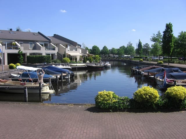 Te huur  appartement in Wanneperveen bij Giethoorn