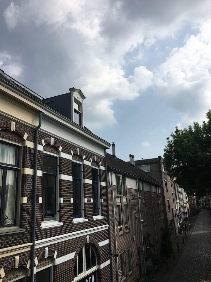 Historical house center Nijmegen