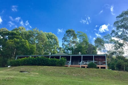 Grand View in the foothills of the Barrington Tops