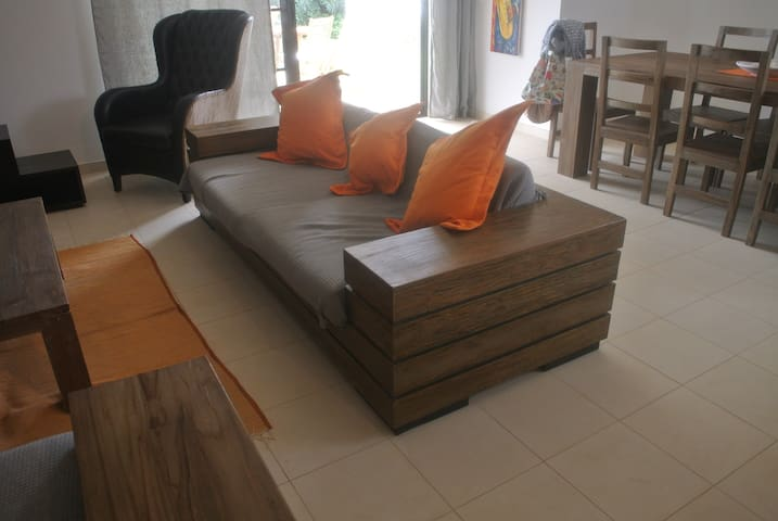 Spacious Private 4 Bedroomed Villa Tortuga Beach - Santa Maria - Villa