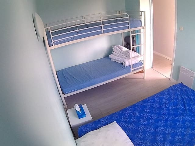 Appartement 2 pièces Marseillan - Marseillan - Daire