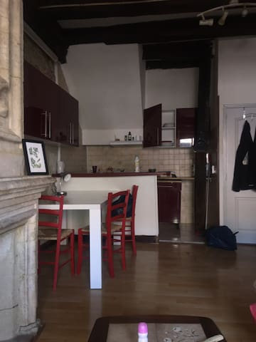 Appartement calme au centre de Périgueux