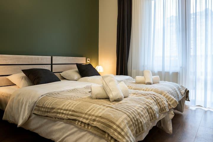 Double room Hotel Jimla