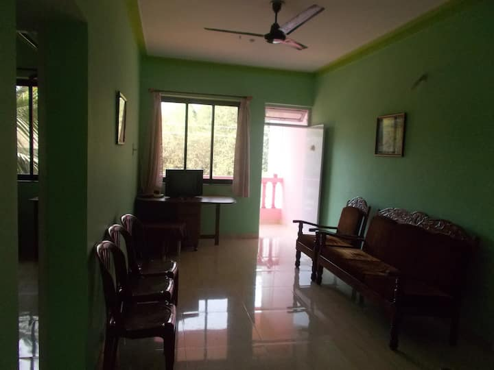 Clean and comfortable ac 2BHK apartment