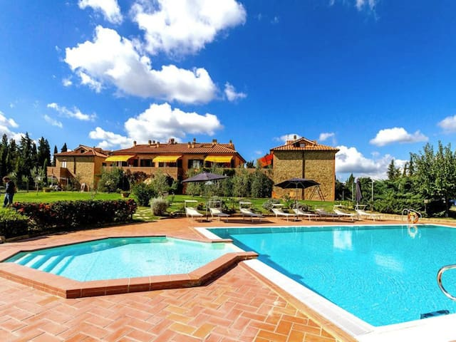 3-room apartment 58 m² Girasole for 6 persons