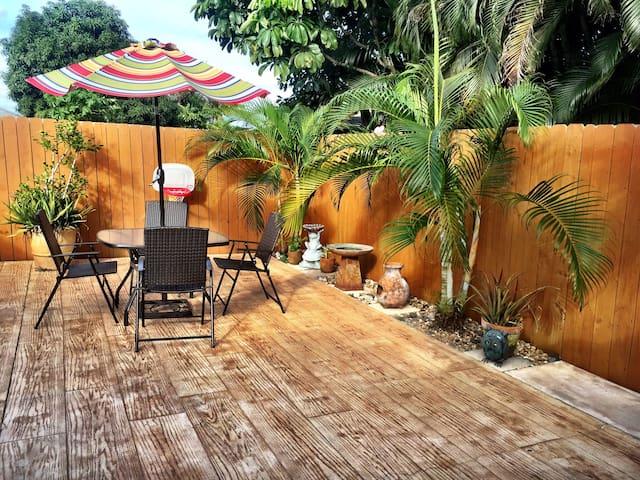 Cozy 2/2 Villa - Great Location - Boynton Beach - Villa