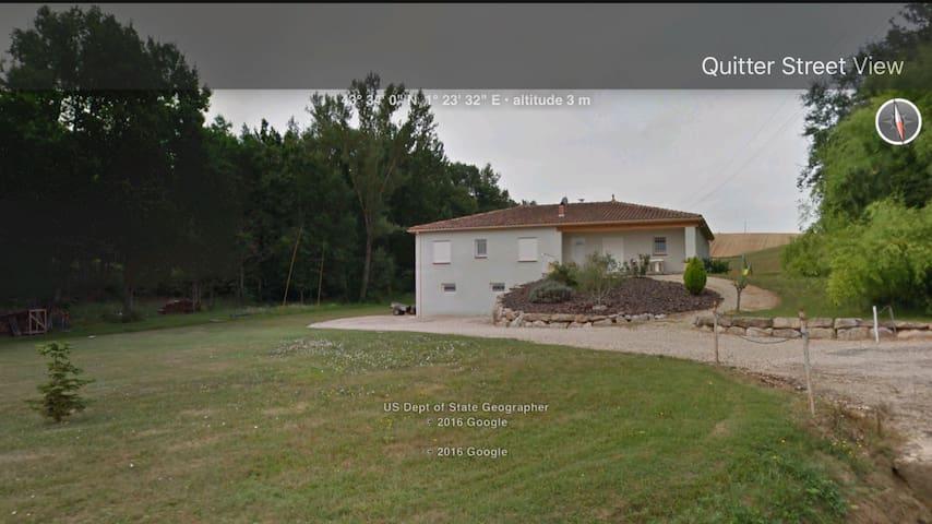 Chambre d'hôtes attenante à une maison de campagne - Varennes