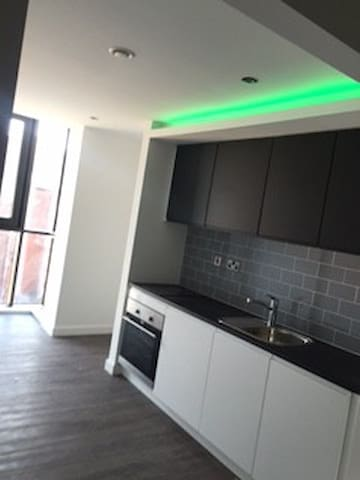 LARGE 1 BEDROOM CITY CENTRE  APARTMENT